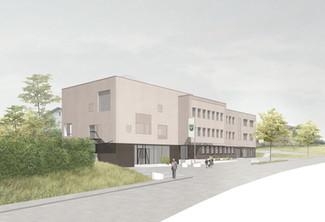 Gemeindeamt und Musikverein Sipbachzell