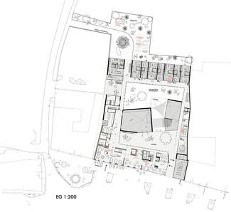 2. Platz, Wettbewerb – Quartier zur Sonne, GEA Akademie, Schrems