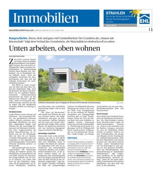 Die Presse – Immobilienteil