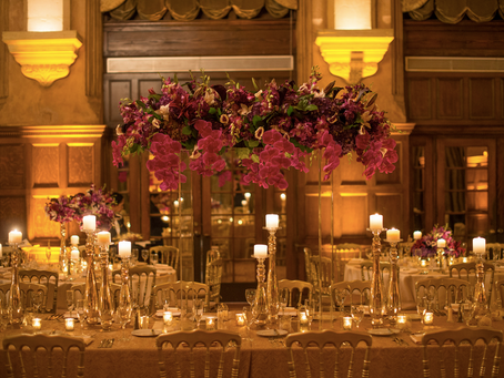 Vibrant Wedding at Biltmore Hotel