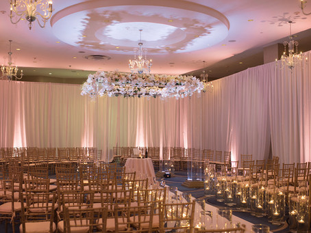 Natalie + Anthony's Wedding at The Fountainbleu Hotel