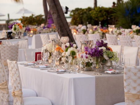 Little Palm Island Tropical Bliss Wedding