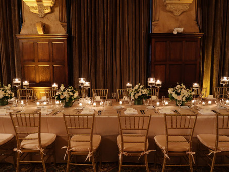 Wedding at The Biltmore Hotel