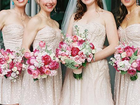 Rachel + Jeffrey's Rustic Chic Wedding at Biltmore Hotel