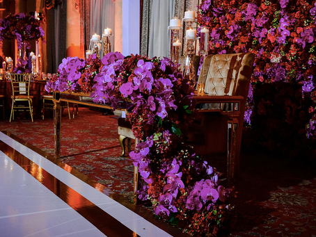 Red Passion Wedding at Biltmore Hotel