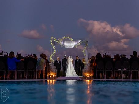 Jaimie + Brett's Elegantly Chic Wedding at  Four Seasons Resort Palm Beach