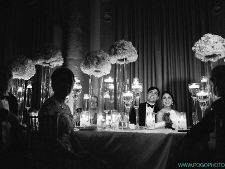 Natalie + Tim's Timeless Biltmore Wedding