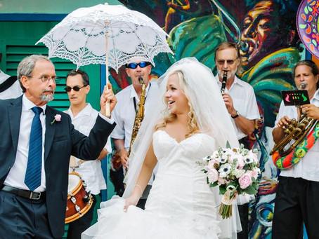 Lona + Bryan's Romantic Hemingway House Wedding