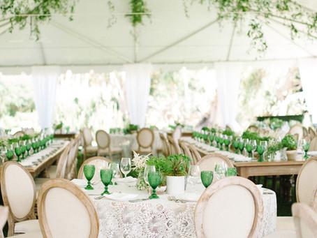 A wedding that captured all the senses at Fairchild Tropical Botanical Garden