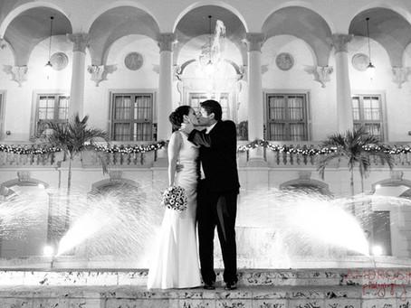 Elegant Biltmore Hotel Wedding