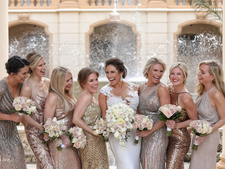Terra + Patick's Glamorous Biltmore Wedding