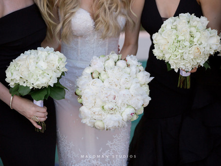 Danielle + Handel Say I Do at The Biltmore Hotel