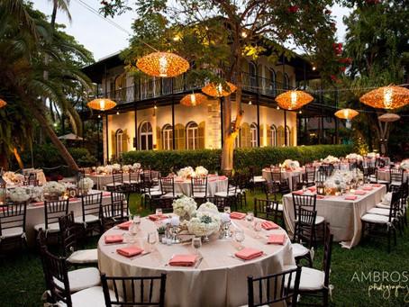 Lauren + Jordan's Wedding at The Hemingway House