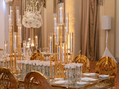 Briege + Anthony's Regal Wedding at The Biltmore Coral Gables