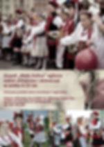 taniec ludowy, nauka, zespół dziecięcy - dolnośląskie Wrocław