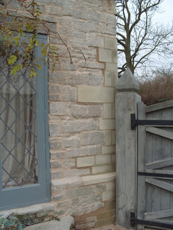Listed Building Stone replacements