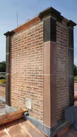 Repointing & stone replacement