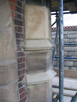 Church Stone replacments