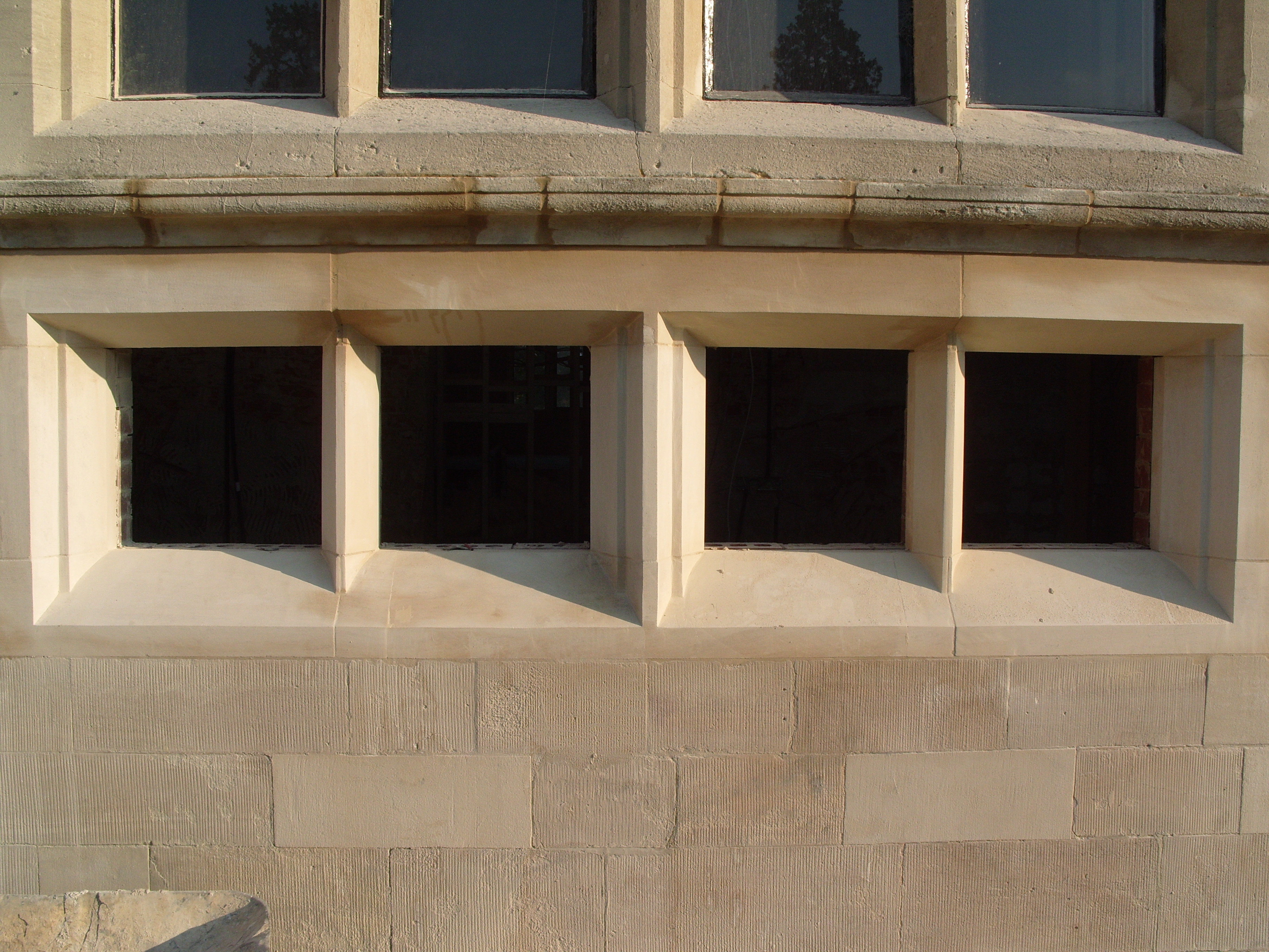 Stone window replacements