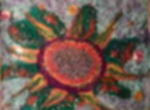Galina Petrov The Sun