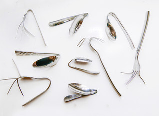 Lana's Metaphysical Salon features Spoon Bending Party