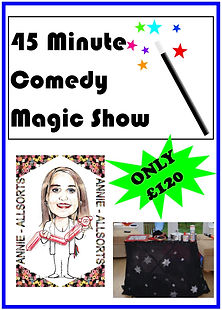 Magic Show Package