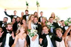 Lauren+Conrad+Wedding+Selfie+Stick+Selfie