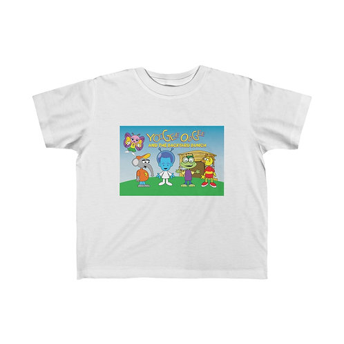 Yoogi Oogi Kid's Fine Jersey Tee