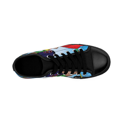 AFRO-MAN Men's Sneakers