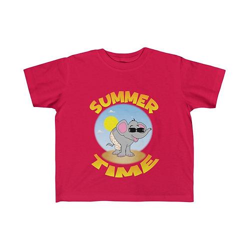 Summer Time Kid's Fine Jersey Tee