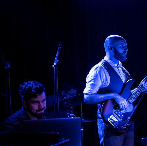 STORM at BLU Jazz+