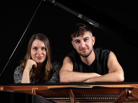 Duo Recital with Gréta Pásztor & Alexandre Marr