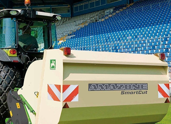 Sports Field Tractor and Amazone Ground Keeper Mower