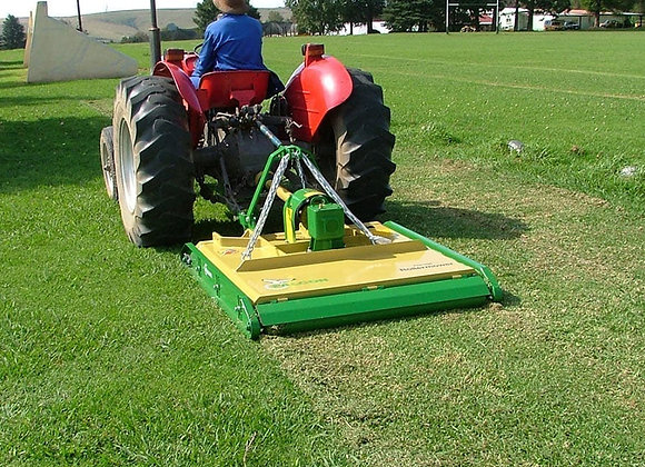 Sports Field Tractor and Roller Mowers