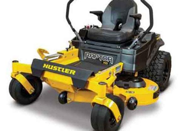 HUSTLER RAPTOR XD54 inch Zero-Turn Mower