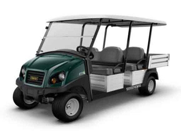 Club Car Transporter Cargo Box