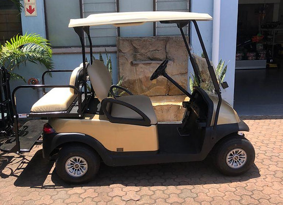 Club Car Precedent Electric with new 4 seat conversion