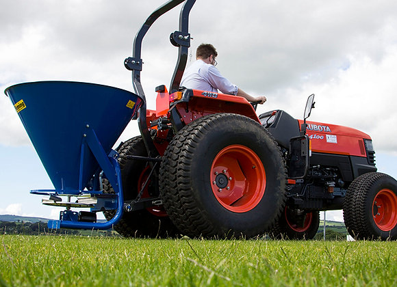 Sports Field Tractor Mounted Fertiliser Spreaders