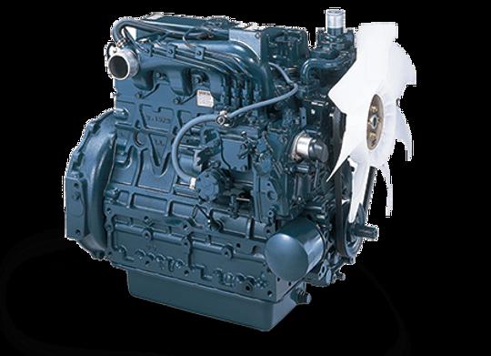 Kubota Diesel V2203 Engine
