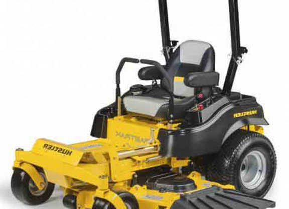 HUSTLER FAST TRAK SDX 60 inch Zero-Turn Mower