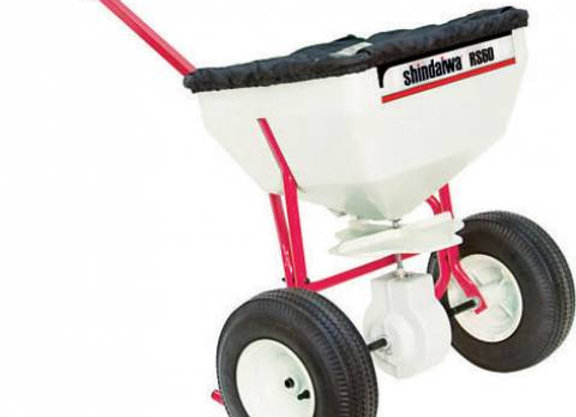 Shindaiwa  RS60 36.8KG Fertilizer Spreader