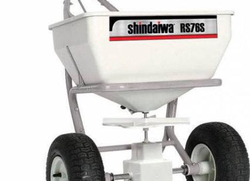 Shindaiwa  RS76S  36.8KG Fertilizer Spreader