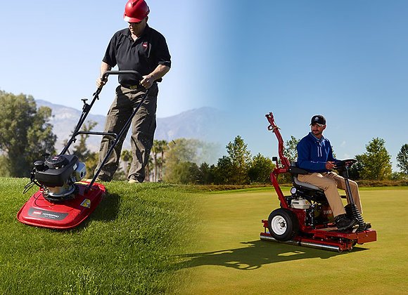 TORO Hover Mowers and Speciality Turf Equipment