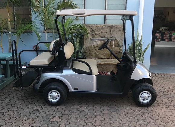 EZGO RXV Electric with new 4 seat conversion