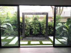 9 ft. Rain Curtain