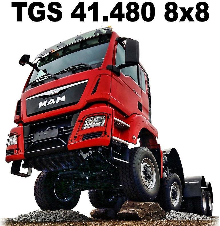 MAN TGS 41.480