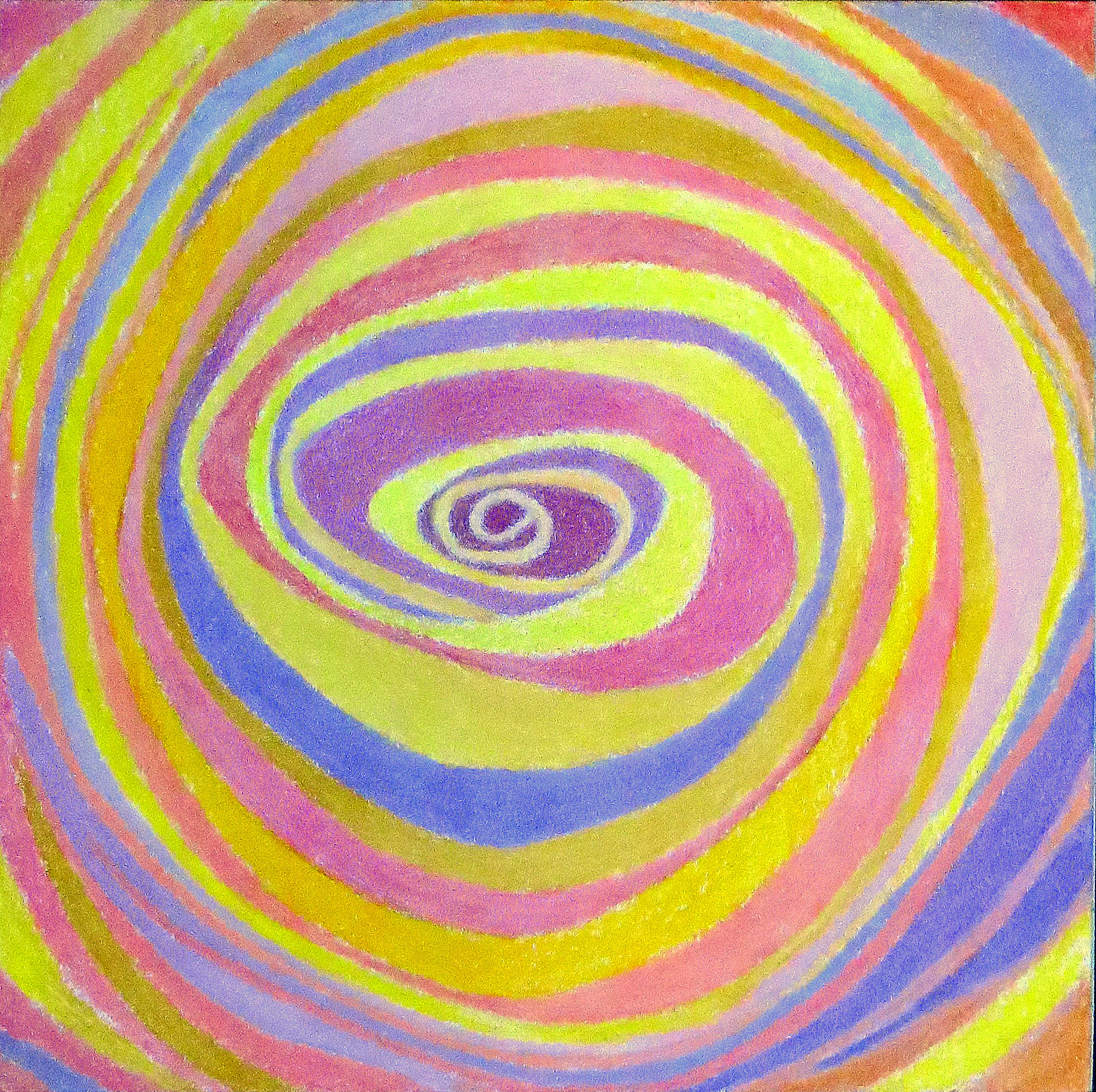 Yellow Spiral