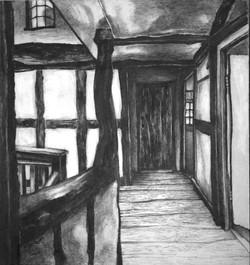 Pekaboo Hallway