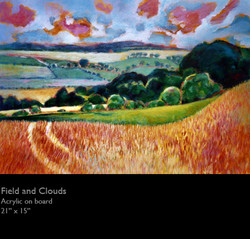 Fields and Clouds