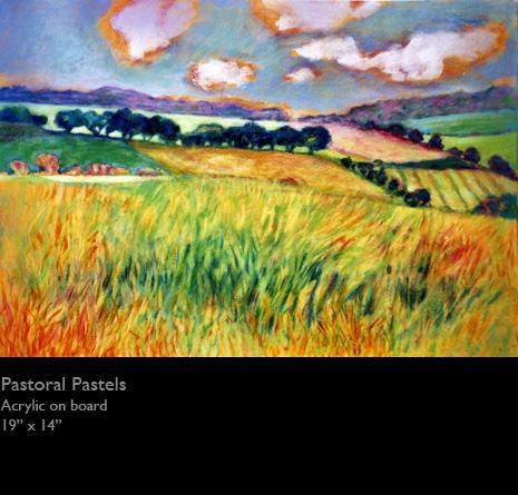 Pastoral Pastels